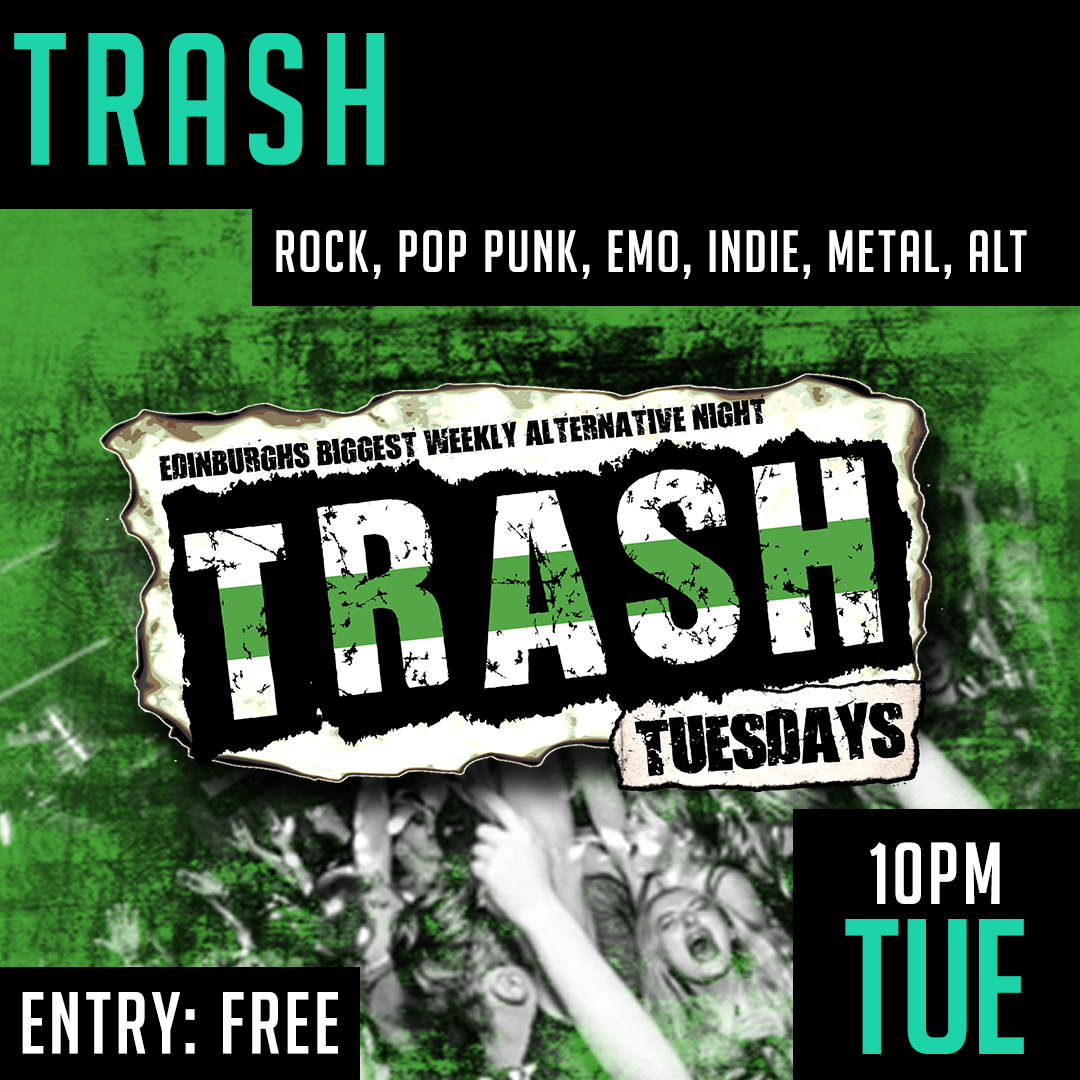 Trash Tuesdays